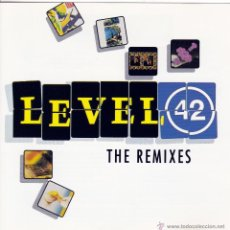 CDs de Música: LEVEL 42 - THE REMIXES - CD. Lote 43234339