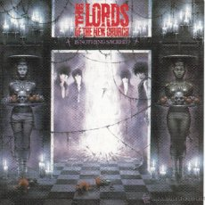CDs de Música: LORDS OF THE NEW CHURCH, THE - IS NOTHING SACRED - CD. Lote 43243768