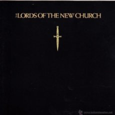 CDs de Música: LORDS OF THE NEW CHURCH, THE - THE LORDS OF THE THE NEW CHURCH - CD. Lote 43243803