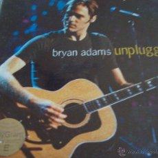 CDs de Música: BRYAN ADAMS UNPLUGGED. Lote 43250722