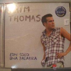 CDs de Música: MAGNIFICO CD DE - NAIM - THOMAS -. Lote 43269889
