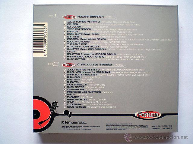 CDs de Música: Mike Platinas, Julio Torres: Fortuna. Cool Ture Coolture music (2 CD) nuevo - Foto 2 - 43272052