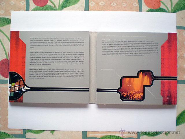 CDs de Música: Mike Platinas, Julio Torres: Fortuna. Cool Ture Coolture music (2 CD) nuevo - Foto 3 - 43272052