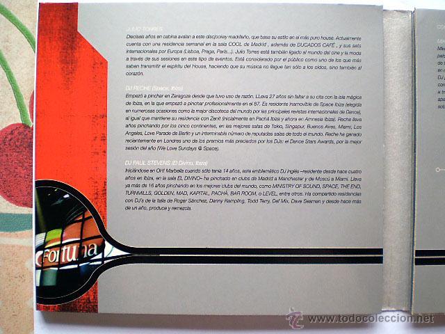 CDs de Música: Mike Platinas, Julio Torres: Fortuna. Cool Ture Coolture music (2 CD) nuevo - Foto 4 - 43272052