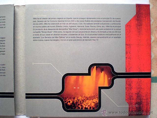 CDs de Música: Mike Platinas, Julio Torres: Fortuna. Cool Ture Coolture music (2 CD) nuevo - Foto 5 - 43272052