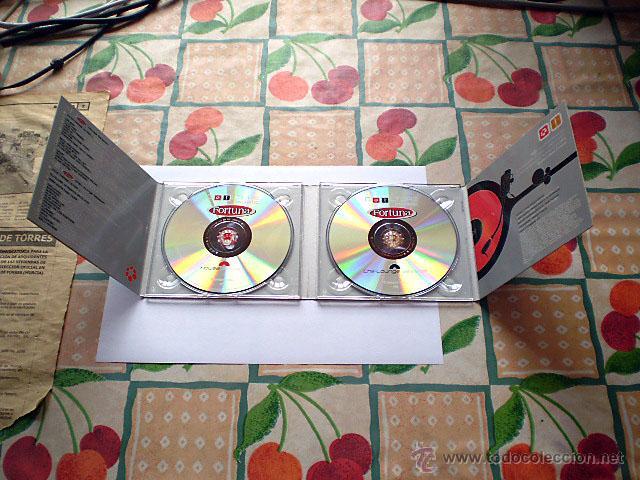 CDs de Música: Mike Platinas, Julio Torres: Fortuna. Cool Ture Coolture music (2 CD) nuevo - Foto 6 - 43272052