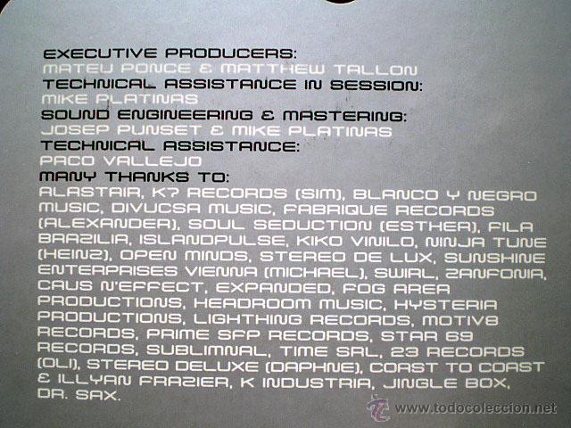 CDs de Música: Mike Platinas, Julio Torres: Fortuna. Cool Ture Coolture music (2 CD) nuevo - Foto 10 - 43272052