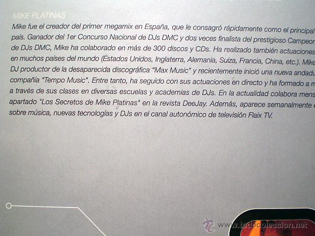 CDs de Música: Mike Platinas, Julio Torres: Fortuna. Cool Ture Coolture music (2 CD) nuevo - Foto 11 - 43272052