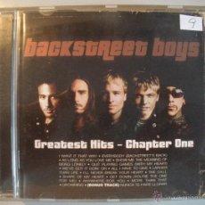 CDs de Música: MAGNIFICO CD - DE - BACKSTREET - BOYS -. Lote 43272602