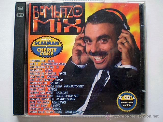 TONI PERET, JOSÉ Mª CASTELLS: BOMBAZO MIX (2 CD) NUEVO (Música - CD's Disco y Dance)