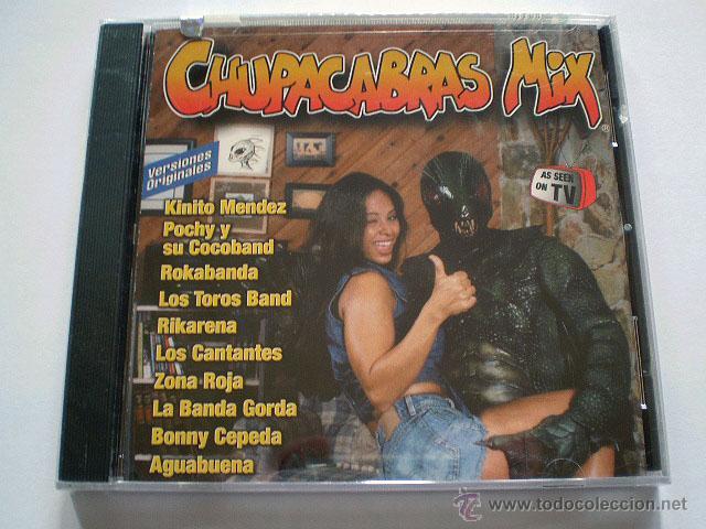 TONI TONY PERET, JOSÉ Mª CASTELLS: CHUPA CABRAS CHUPACABRAS MIX (MAX MUSIC) CD (PRECINTADO) (Música - CD's Latina)