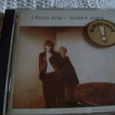 CDs de Música: CHRIS REA WATER SIGN. Lote 43279047