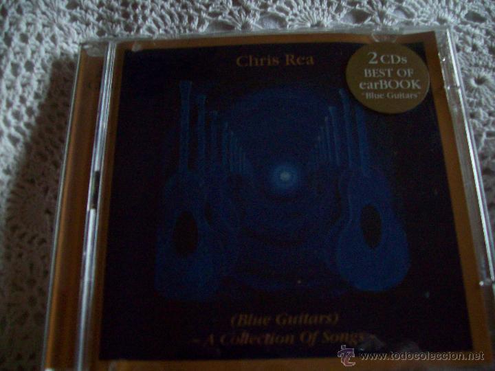 CHRIS REA BLUE GUITARS A COLLECTION OF SONGS (Música - CD's Pop)