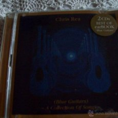 CDs de Música: CHRIS REA BLUE GUITARS A COLLECTION OF SONGS. Lote 43279073