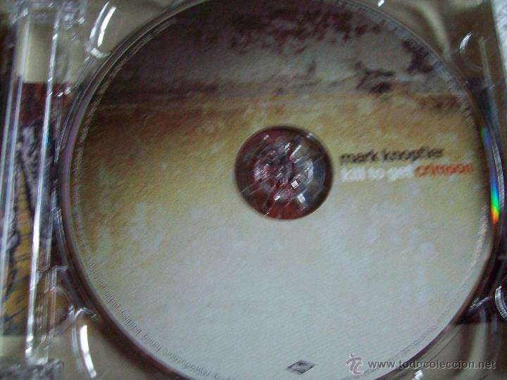 CDs de Música: Mark Knopfler Kill to Get Crimson - Foto 2 - 43279772