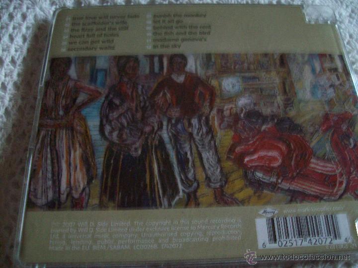CDs de Música: Mark Knopfler Kill to Get Crimson - Foto 3 - 43279772