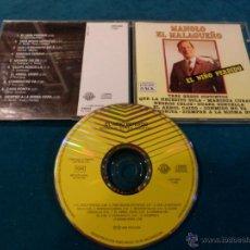 CDs de Música: MANOLO EL MALAGUEÑO - EL NIÑO PERDIDO - CD 10 TEMAS - PERFIL/DIVUCSA 1992. Lote 43303632