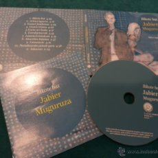 CD de Música: JABIER MUGURUZA (MIKEL AZPIROZ) BIKOTE BAT - CD DIGIPIPACK 11 TEMAS - RESISTENCIA 2011. Lote 43322254