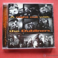 CDs de Música: THE DUDBLINERS A NIGHT OUT WITH CD ALBUM VER FOTOS ADICIONALES. Lote 43333529