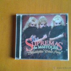 CDs de Música: CD NUEVO PRECINTADO LAS SUPREMAS DE MÓSTOLES PHILADELPHIA DISCO PARTY FRIKI SPANISH BIZARRO FREAK. Lote 203049100