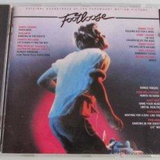 CDs de Música: BSO - FOOTLOOSE - CD - KENNY LOGGINS / BONNIE TYLER / SAMMY HAGAR / SHALAMAR. Lote 43364764