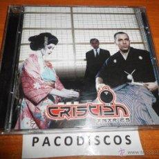 CDs de Música: CRISTIAN AMAR ES CD ALBUM DEL AÑO 2003 CONTIENE 13 TEMAS + VIDEO CHRISTIAN CASTRO CRISTIAN CASTRO. Lote 110390584