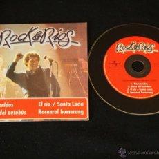 CDs de Música: MIGUEL RIOS / ROCK & RIOS !! 4 TEMAS CD PROMOCIONAL, NUEVO !!!!!. Lote 43409222