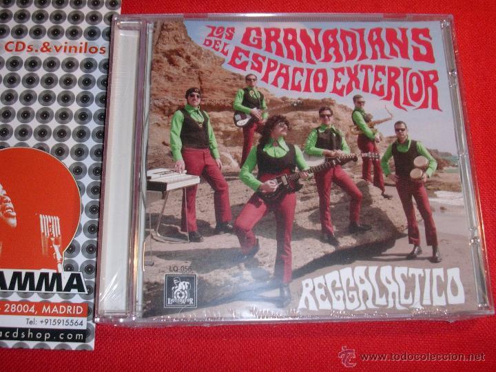 granadians reggalactico