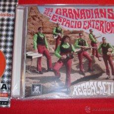 CD de Música: LOS GRANADIANS DEL ESPACIO EXTERIOR REGGALACTICO CD. Lote 43414191