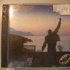 CDs de Música: MAGNIFICO CD - DE - Q U E E N -. Lote 43447228
