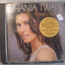 CDs de Música: MAGNIFICO CD - DE - SHANIA - TWAIN -. Lote 43452135
