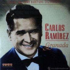 CDs de Música: CARLOS RAMIREZ - GRANADA - EDICIÓN DE 1996 DE ESPAÑA. Lote 43517668