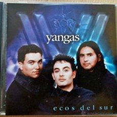 CDs de Música: YANGAS - ECO DEL SUR - CD. Lote 43518965