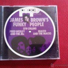 CDs de Música: CD JAMES BROWN'S-FUNKY PEOPLE. Lote 43519333
