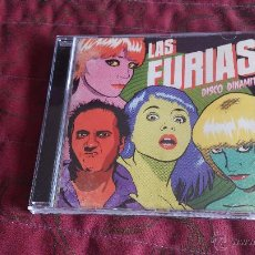CDs de Música: LAS FURIAS - DISCO DINAMITA. Lote 43526416