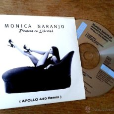 Musik-CDs - MONICA NARANJO. Pantera en libertad (apollo 440 remix) (cd single 1997) - 43590521