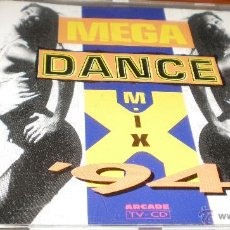 CDs de Música: MEGA DANCE MIX 94 CD.VER CONTENIDO EN IMAGEN.1994. Lote 43609073