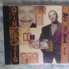 CDs de Música: CD QUINCY JONES-BACK ON THE BLOCK. Lote 43633399