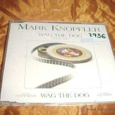 CDs de Música: MARK KNOPFLER. WAG THE DOG (RADIO EDIT) BASO. CD PROMOCIONAL. Lote 43641142