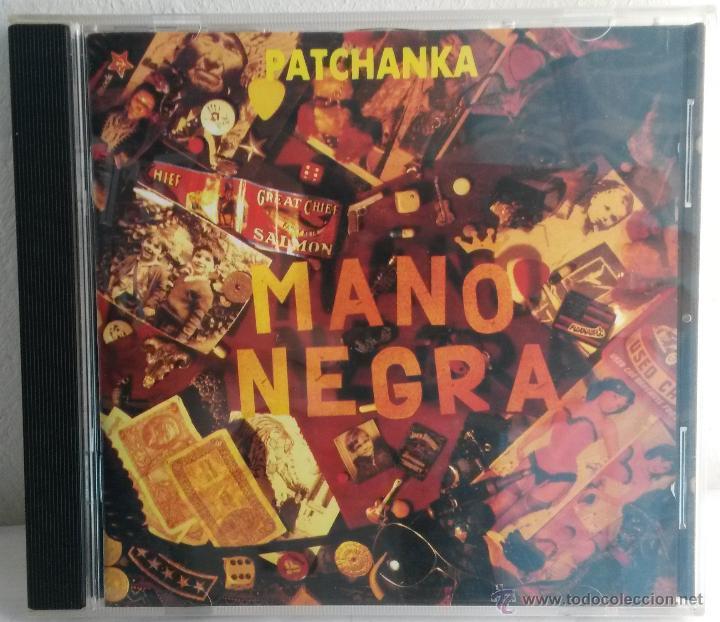 MANO NEGRA. PATCHANKA. CD. EDICIÓN FRANCESA (Música - CD's Rock)