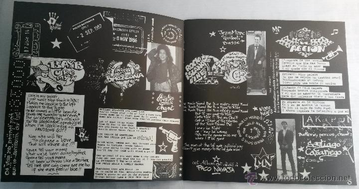 CDs de Música: Mano Negra. Patchanka. Cd. Edición francesa - Foto 4 - 43666073