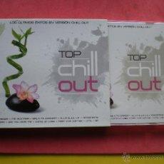 CDs de Música: CD TOP CHILL OUT ALBUM VERTOTO ADICIONAL NUEVO ¡¡¡ PEPETO. Lote 43686087