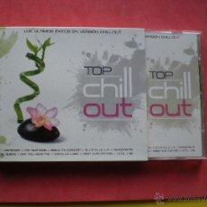 CDs de Música: CD TOP CHILL OUT ALBUM VERTOTO ADICIONAL NUEVO ¡¡¡ PEPETO. Lote 43686101
