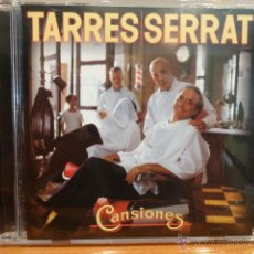 CDs de Música: TARRÉS / SERRAT. CANSIONES. CD / BMG - 2000. 14 TEMAS. CALIDAD LUJO.. Lote 43697011