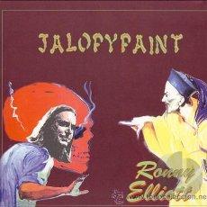 CDs de Música: RONNY ELLIOTT * CD * JALOPYPAINT * LTD DIGIPACK * PRECINTADO!!. Lote 43724620