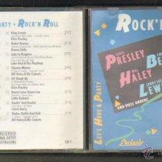 CDs de Música: ROCK´N ROLL. CD-VARIOS-509. Lote 43736107