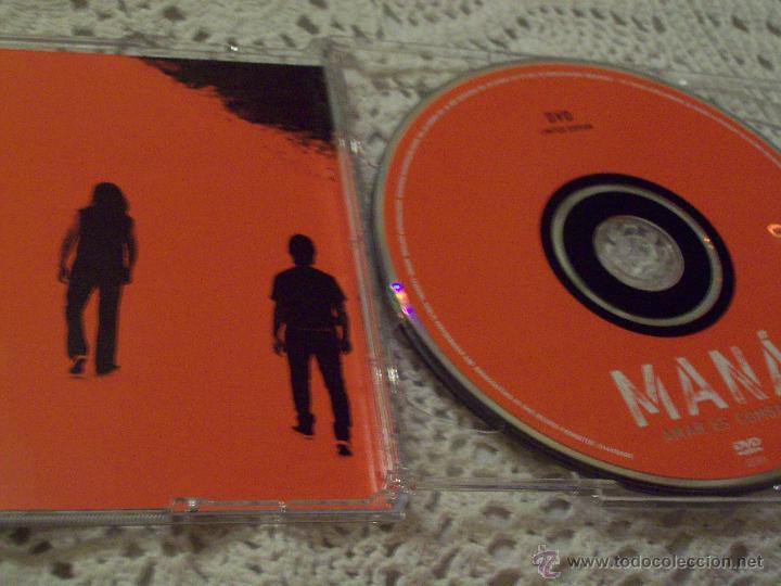 CDs de Música: Mana Amar es combatir deluxe limetd edition CD+DVD - Foto 2 - 43757784