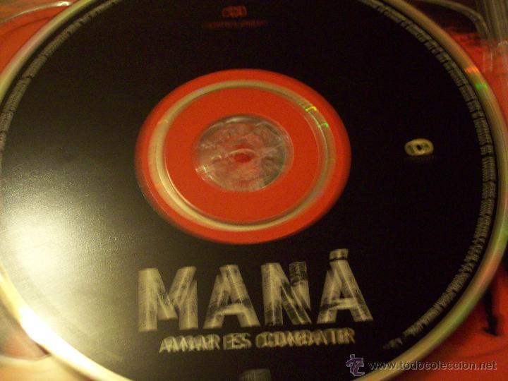 CDs de Música: Mana Amar es combatir deluxe limetd edition CD+DVD - Foto 3 - 43757784