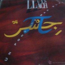 CDs de Música: LLUIS LLACH UN PONT DE MAR BLAVA. Lote 43774436