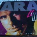 CDs de Música: LLUIS LLACH ARA 25 ANYS EN DIRECTE 2 CD. Lote 43775274